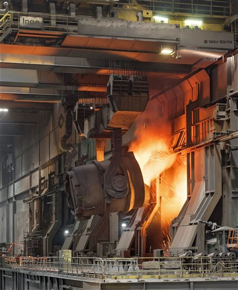 Recycling tata steel ijmuiden charging the basic oxygen furnace