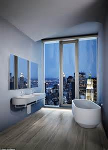 bathrooms nyc check out the best bath time views new york has to offer daily mail online