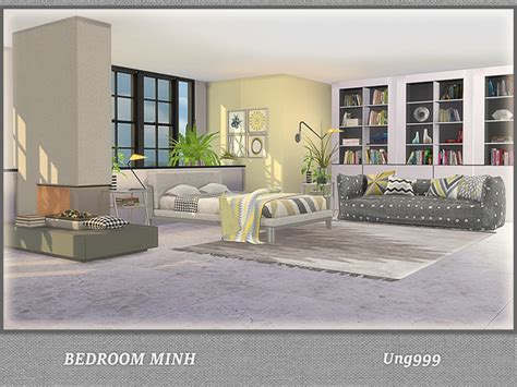 sims 4 schlafzimmer ung999 s bedroom minh