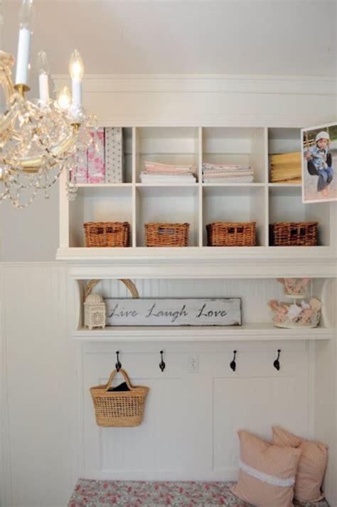 Flur Aufbewahrung Ideen by Clever Hallway Storage Ideas