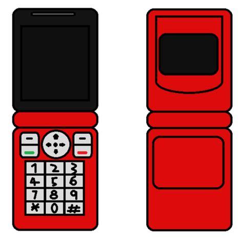 Papercraft Phone - nintendofan12 s papercraft things images cellphone flip