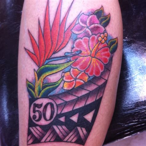 kauai tattoo 17 best images about tattoos on flower kauai