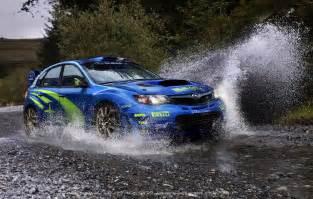 Subaru Wrx Sti Rally Winter Event 1 Alpine Skiing Best Handling