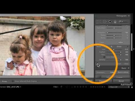 how to blur background in lightroom lightroom 4 201 objects portraits and 17