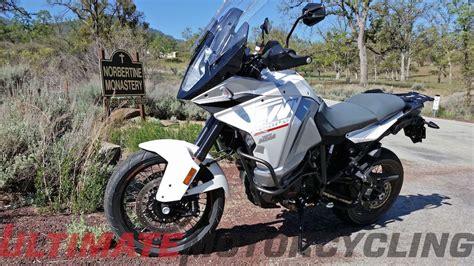 Ktm 1290 Test 2015 Ktm 1290 Adventure Test Touring Monterey Bay