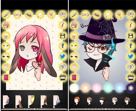 Cute Avatar Creator App Chibi Me Android