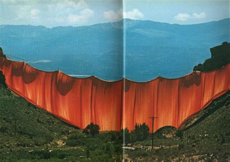 valley curtain christo valley curtain christo and jeanne claude catawiki