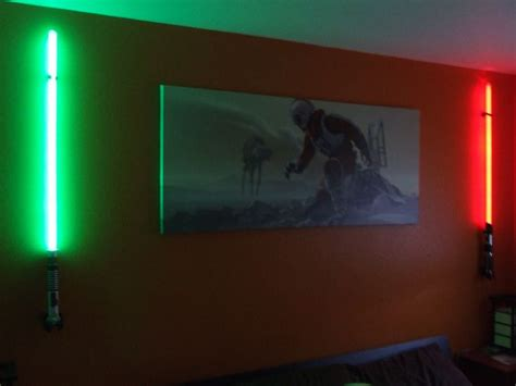 Wars Light Up Wall by Wars Furniture And Home Accessories Approved Trader