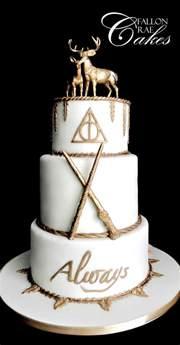 harry potter kuchen harry potter wedding cake cakecentral