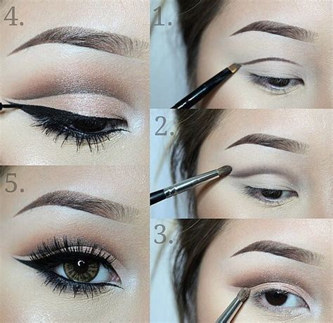 Eyeshadow Hooded Tutorial cut crease makeup for hooded calgary edmonton toronto deer lethbridge canada