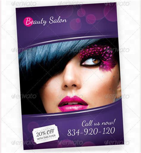 hair salon flyer template 70 salon flyer templates free psd eps ai