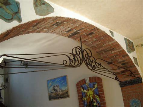 arco in casa arco lione dondolo gazebo stereo fucina piegaferri