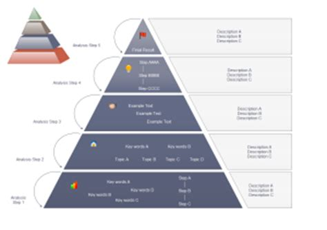 Free Pyramid Diagram Templates For Word Powerpoint Pdf Pyramid Chart Excel Template