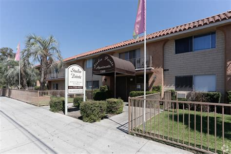 appartments in california studio pointe apartments rentals north hollywood ca