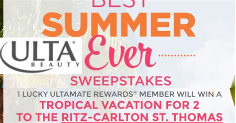 Ulta Gift Card Code - coupons and freebies ulta beauty gift card instant win giveaway 10 240 winners 200
