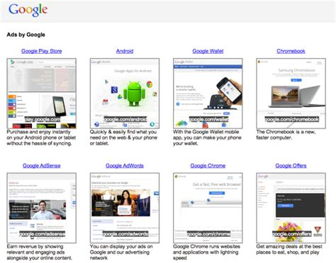 adsense link units adsense launches new link unit ad previews tests showed