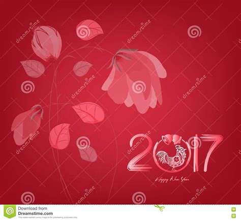 vector of abstract new year graphic and background abstract new year 2017 graphic and background