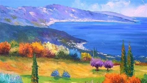 Belajar Melukis Painting By Numbers Lavender Field 76 best images about jean marc janiaczyk on