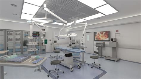 Surgery Room by Surgery Room Eat 3d