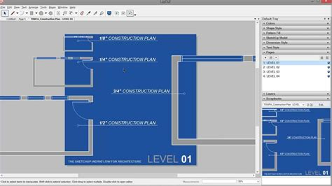sketchup layout viewport the sketchup workflow for architecture scrapbooks youtube
