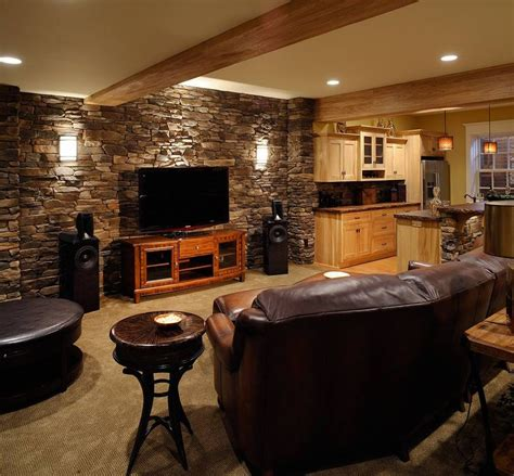 17 best images about rustic basement on