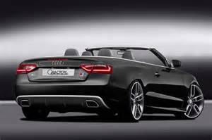Audi Cabrio A5 Audi Cars News A5 Cabriolet Customised By Caractere