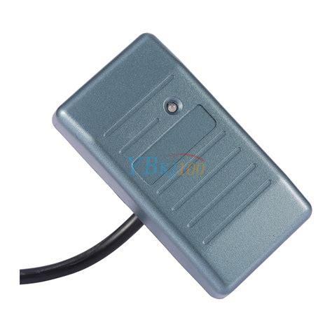 Waterproofcard Reader Em Format 125khz waterproof proximity rfid em id cards reader for wiegand 26 rs485 ebay