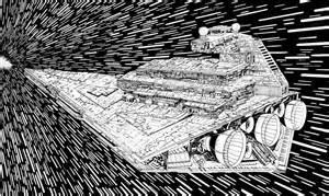 star wars star destroyer ashasylum deviantart