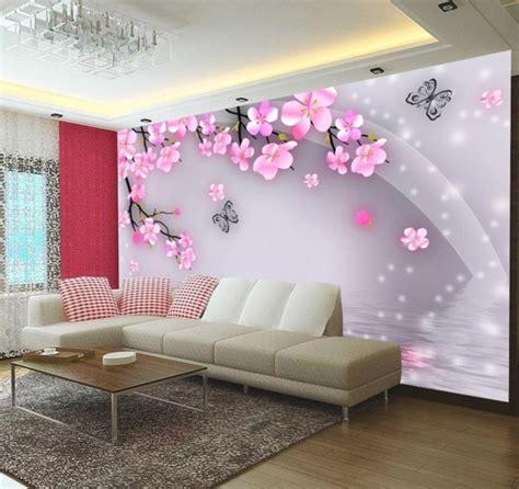 wallpaper 3d dinding kustom wallpaper papel de parede hd 3d elegan busana