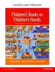 children s literature briefly 5th edition children s books in children s a brief introduction