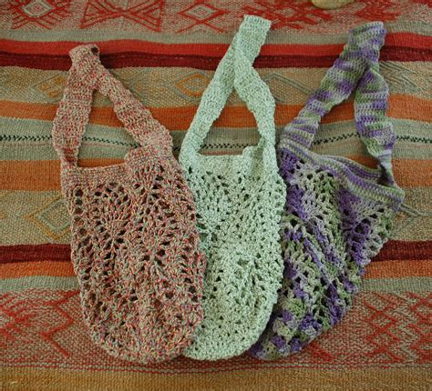 free crochet pattern pineapple bag fiber arts colleen mccarthy evans