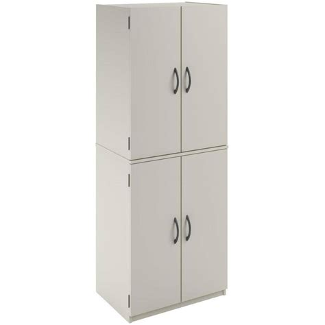 food pantry storage cabinets tall kitchen pantry shelf food storage adjustable shelves