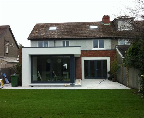 house renovations dublin p a fox construction extension renovation of semi detached house in dartry dublin 6