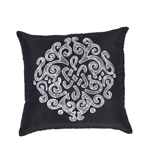 Kitchen Colour Design Home Black N White Celtic Design Cushion Cover By Home