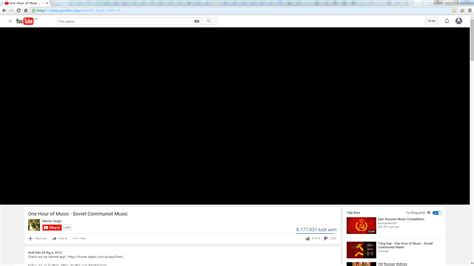 chrome youtube video black screen youtube black screen no audio no video not even the