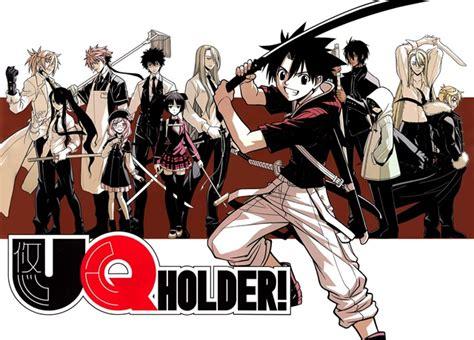 uq holder uq holder all about manga anime