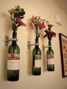Wine Glasses Chandelier Dishfunctional Designs Glass Bottles Upcycled