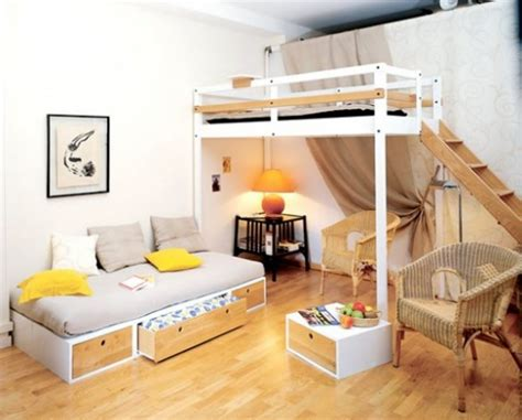bed options for small spaces camerette per ragazzi e bambini designerblog it