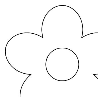 flowers clipart black and white simple flower clipart black and white clipart panda