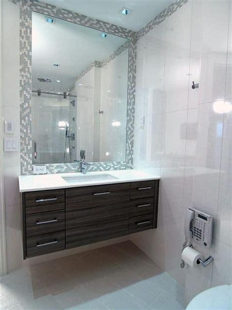 floating bathroom floor 18 savvy bathroom vanity storage ideas the floor