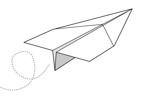 How Do You Make Paper Aeroplanes - make a paper aeroplane in 6 easy steps