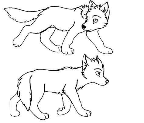 how to draw a wolf pup find jobs by skills az coloring