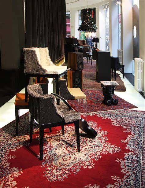 Lenny Kravitz Interior Design by Lenny Kravitz Philippe Starck Collaborate On Seating For
