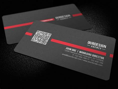corner business cards templates top 6 important things to add in business cards