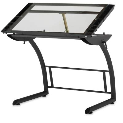 Blick Drafting Table Studio Designs Triflex Sit To Stand Drawing Table Blick Materials