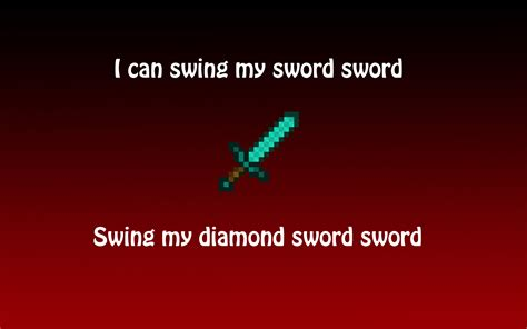 i can swing my sord tobygames i can swing my sword sword wallpaper by
