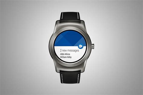 apps for android wear microsoft s outlook for android wear app is here
