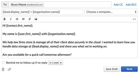 8 crm ready sales email templates for every step in the