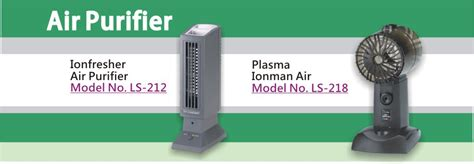ls 212 ion fresher ionizair clean air purifier view clean air ionfresher product details from