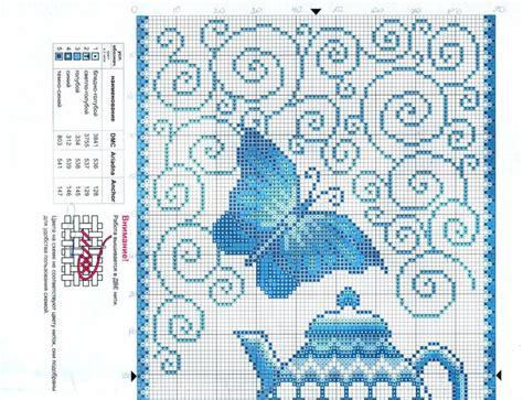counted cross stitch pattern maker free counted cross stitch kits teapot pattern make handmade